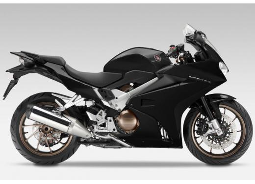 Honda VFR 800F Moto Più Bella del Web 2014 - Foto 5 di 5