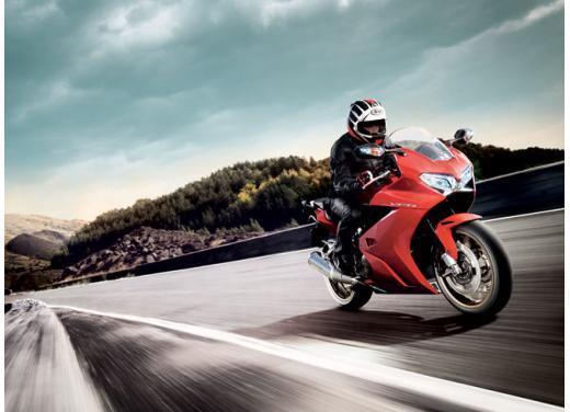 Honda VFR 800F Moto Più Bella del Web 2014 - Foto 4 di 5