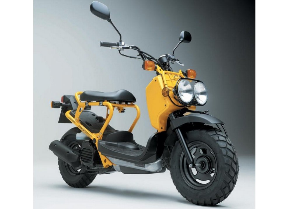 Honda Zoomer 50: Test Ride - Foto 1 di 3