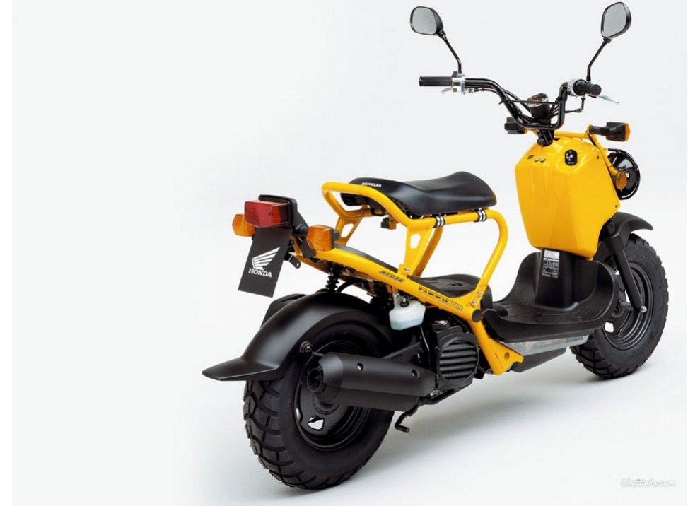 Honda Zoomer 50: Test Ride - Foto 2 di 3