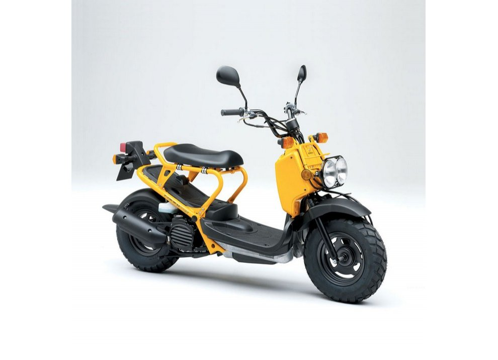 Honda Zoomer 50: Test Ride - Foto 3 di 3