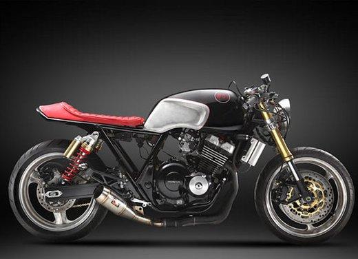 Honda CB400 by Black Bridge