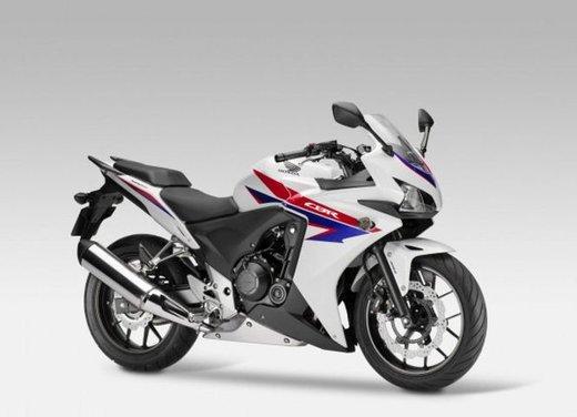 Honda CBR500R - Foto 7 di 21