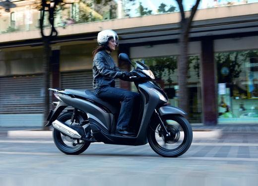 Honda SH 125i – Long test ride