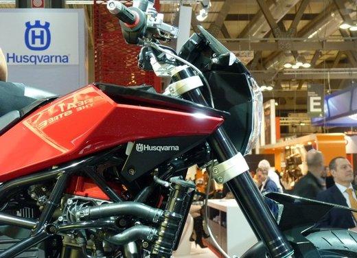 Le novità moto di Eicma 2011 - Foto 10 di 27