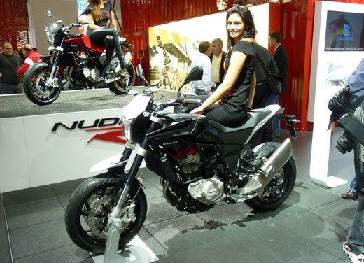 Le novità moto di Eicma 2011 - Foto 11 di 27