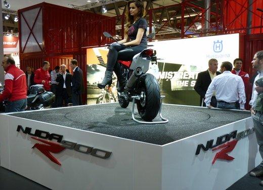 Le novità moto di Eicma 2011 - Foto 13 di 27