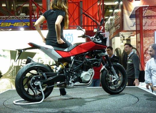 Le novità moto di Eicma 2011 - Foto 18 di 27