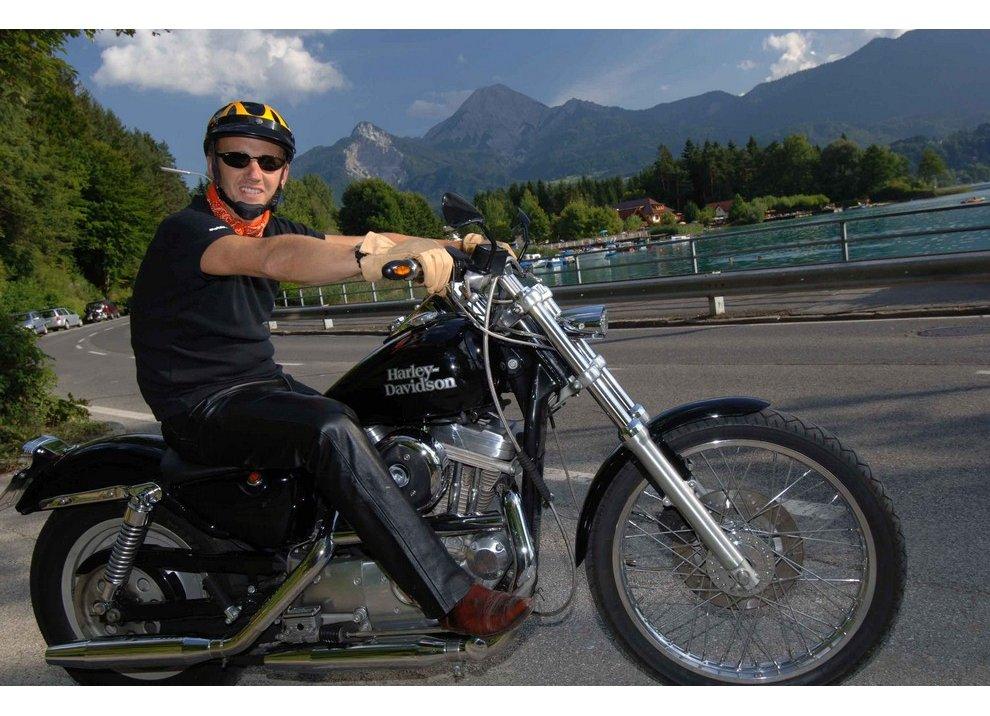 I 10 tipi di motociclista made in italy infomotori for Tipi di case in italia