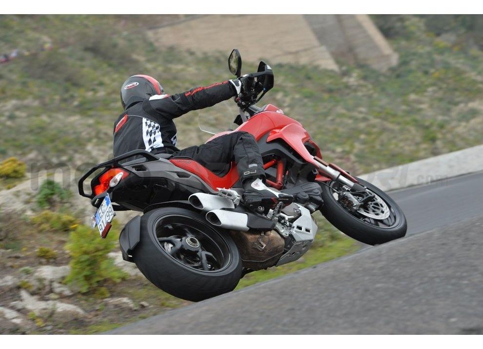 Il nuovo pneumatico Pirelli Scorpion Trail II per enduro stradali - Foto 5 di 11