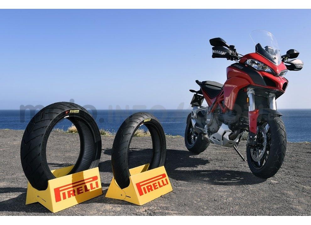Il nuovo pneumatico Pirelli Scorpion Trail II per enduro stradali - Foto 1 di 11