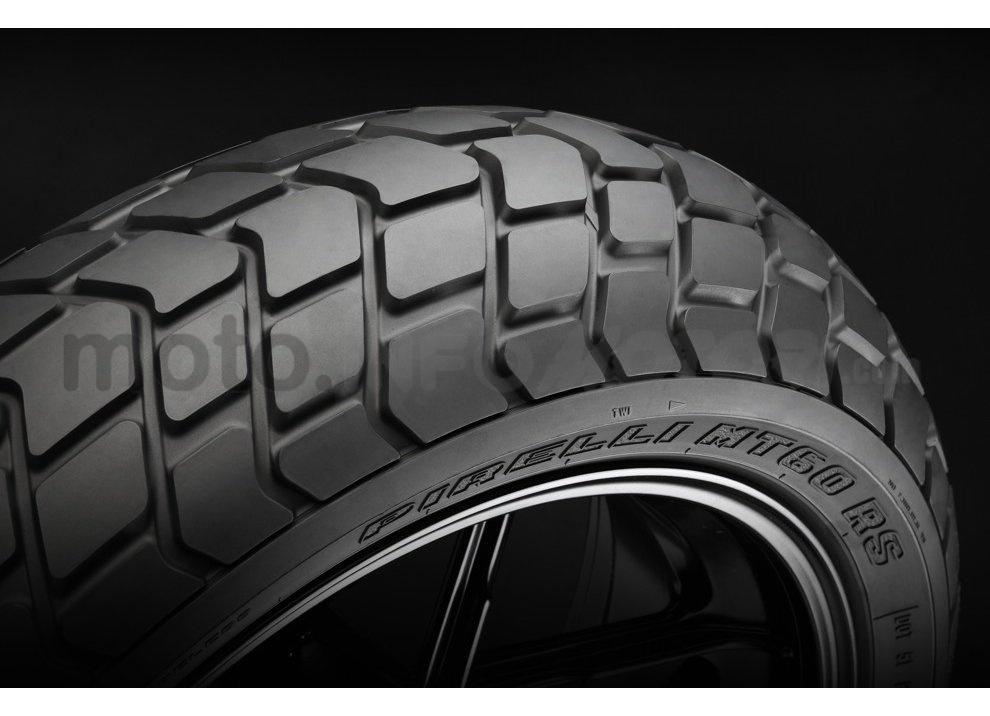Il nuovo pneumatico Pirelli Scorpion Trail II per enduro stradali - Foto 11 di 11