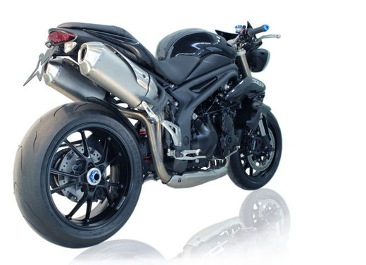Triumph Speed Triple by LLS Racing
