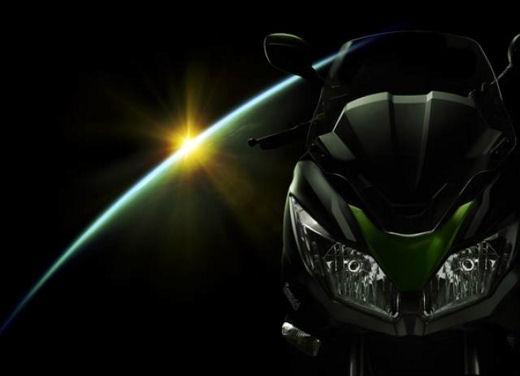 Kawasaki J300 al prezzo base  di 4.730 euro con 4 anni di garanzia e bauletto in omaggio - Foto 7 di 10