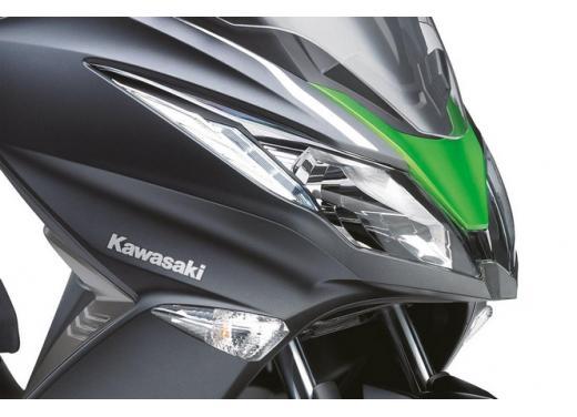 Kawasaki J300 il primo scooter della storia Kawasaki in offerta - Foto 5 di 6