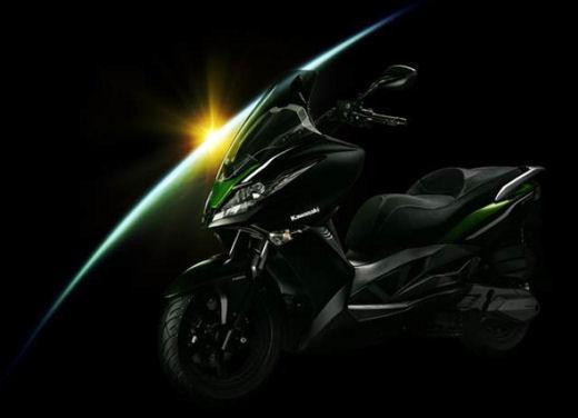 Kawasaki J300 - Foto 10 di 11