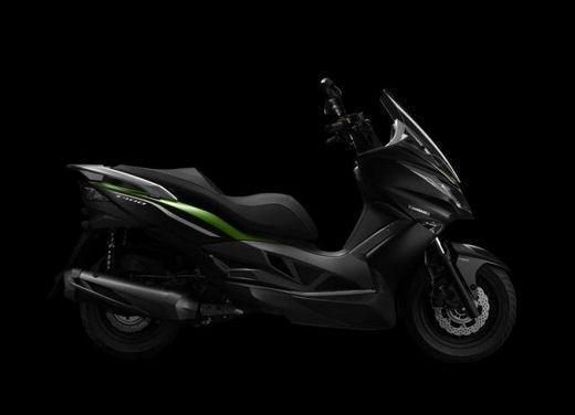 Kawasaki J300 - Foto 9 di 11