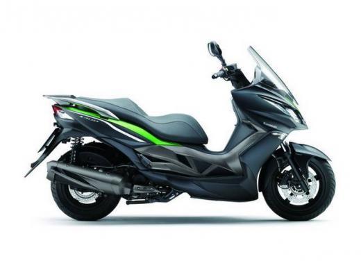 Kawasaki J300 - Foto 5 di 11