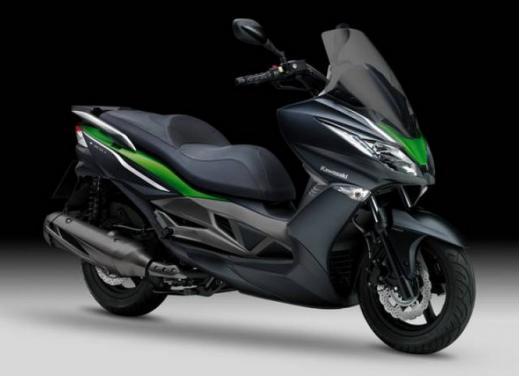 Kawasaki J300 - Foto 7 di 11