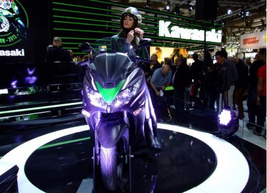 Kawasaki J300 - Foto 3 di 11