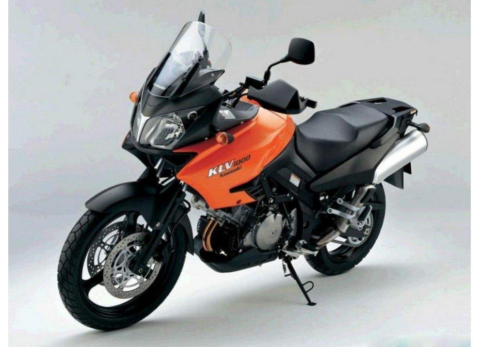 Kawasaki KLV1000 - Foto 2 di 3