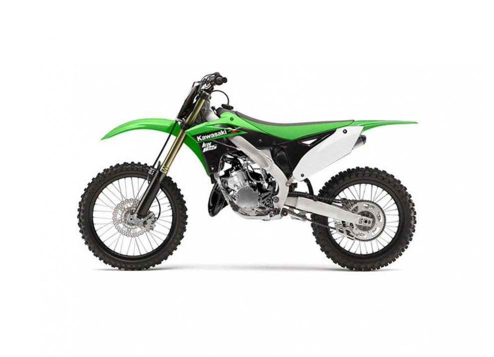 Kawasaki KX 125 - Foto 2 di 2