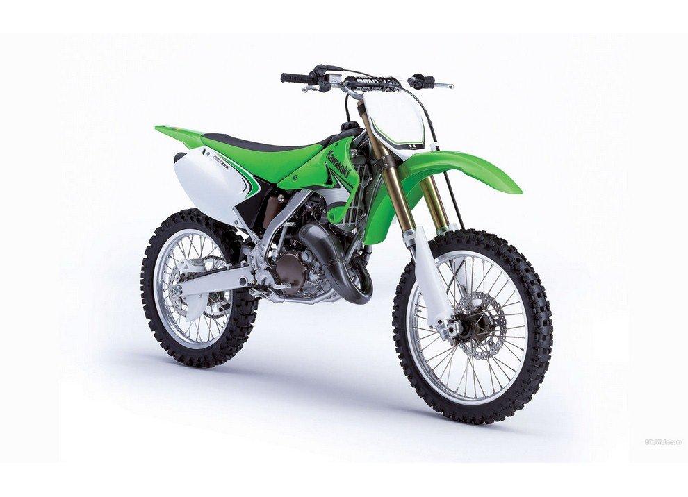 Kawasaki KX 125 - Foto 1 di 2