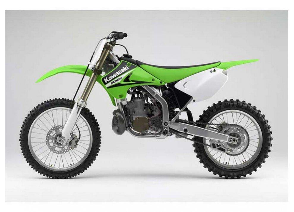 Kawasaki KX 250 - Foto 2 di 2