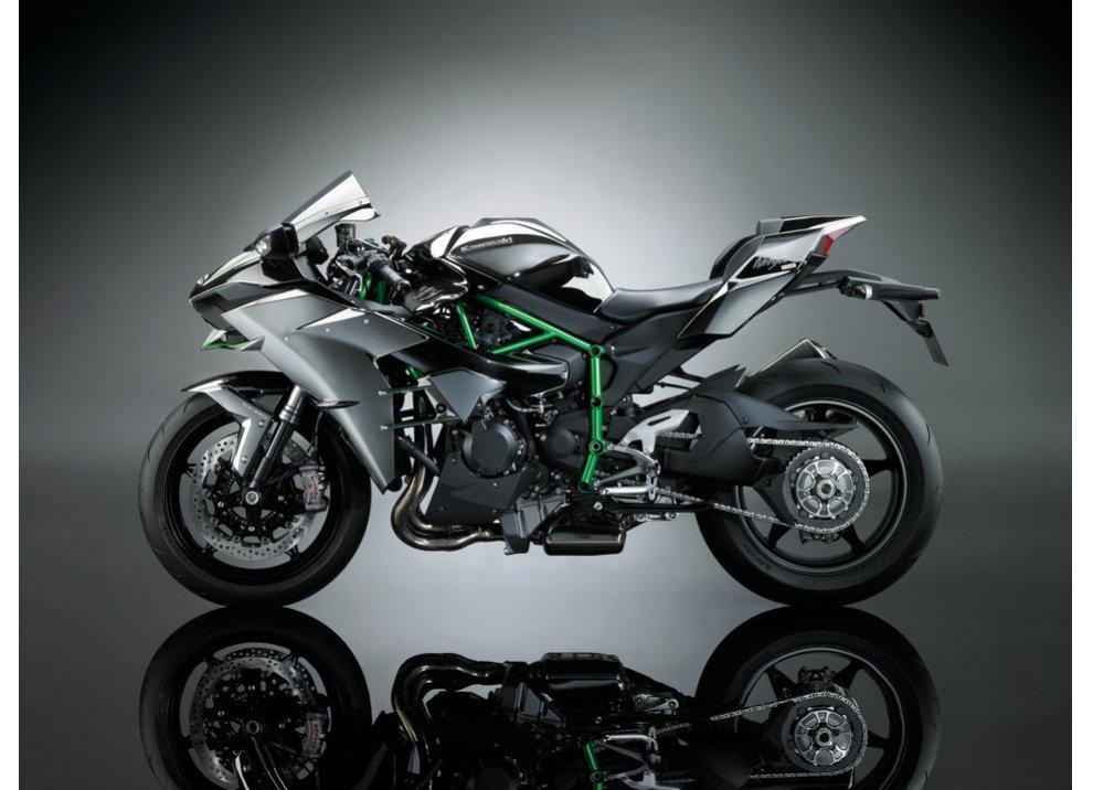 Kawasaki Ninja H2 2015