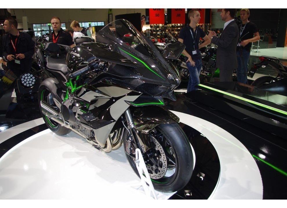 Kawasaki Ninja H2R