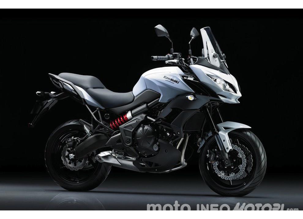 Kawasaki, promozione su tutti i modelli fino al 2016 - Foto 3 di 6