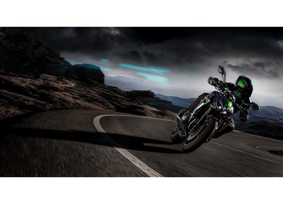 Kawasaki, promozione su tutti i modelli fino al 2016 - Foto 4 di 6