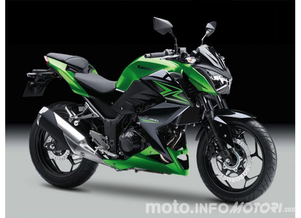 Kawasaki, promozione su tutti i modelli fino al 2016 - Foto 5 di 6