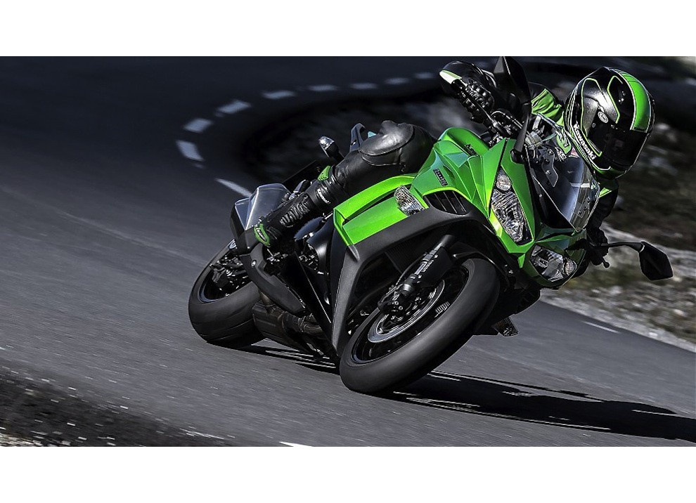 Kawasaki, promozione su tutti i modelli fino al 2016 - Foto 1 di 6