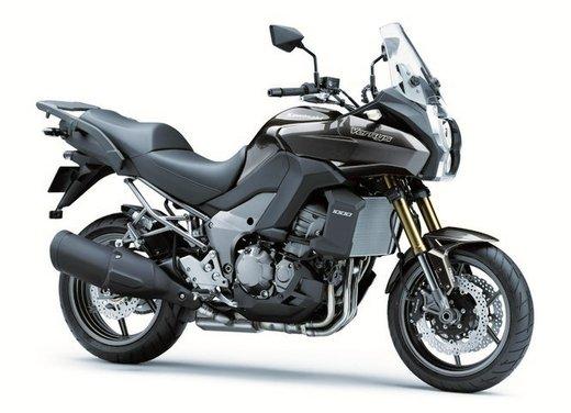 Kawasaki Versys 1000 - Foto 13 di 41