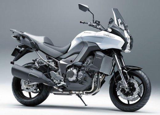 Kawasaki Versys 1000 - Foto 11 di 41