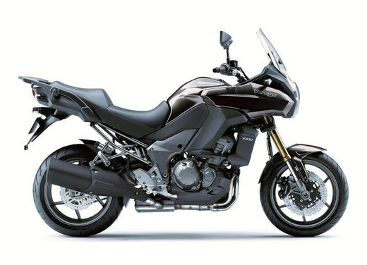 Kawasaki Versys 1000 - Foto 12 di 41