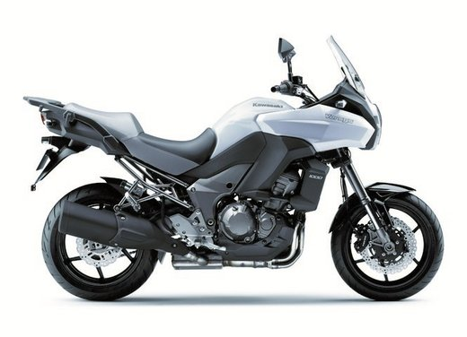 Kawasaki Versys 1000 - Foto 10 di 41