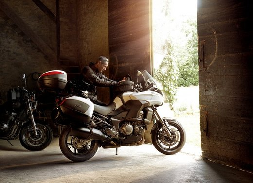 Kawasaki Versys 1000 - Foto 17 di 41