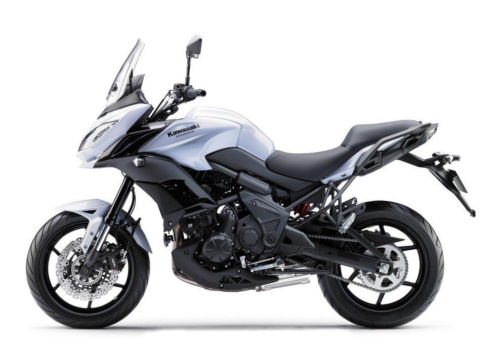 Kawasaki Versys 650 m.y. 2015: dotazione e prezzi - Foto 4 di 10