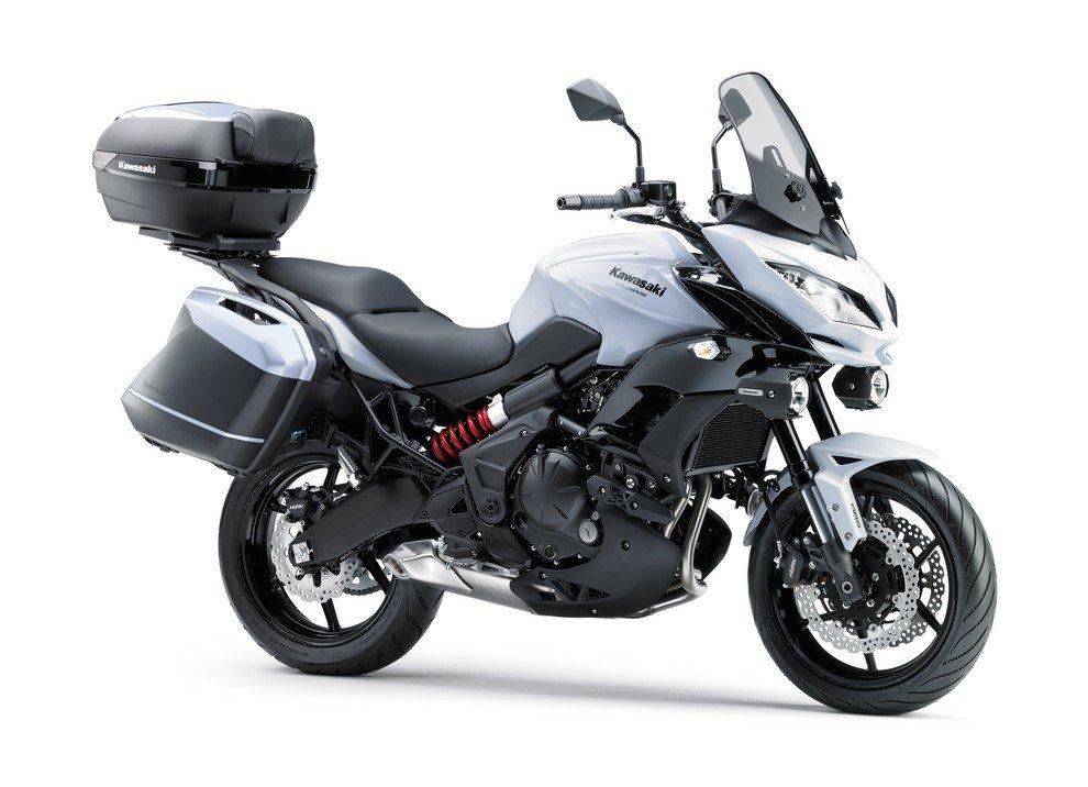 Kawasaki Versys 650 m.y. 2015: dotazione e prezzi - Foto 6 di 10