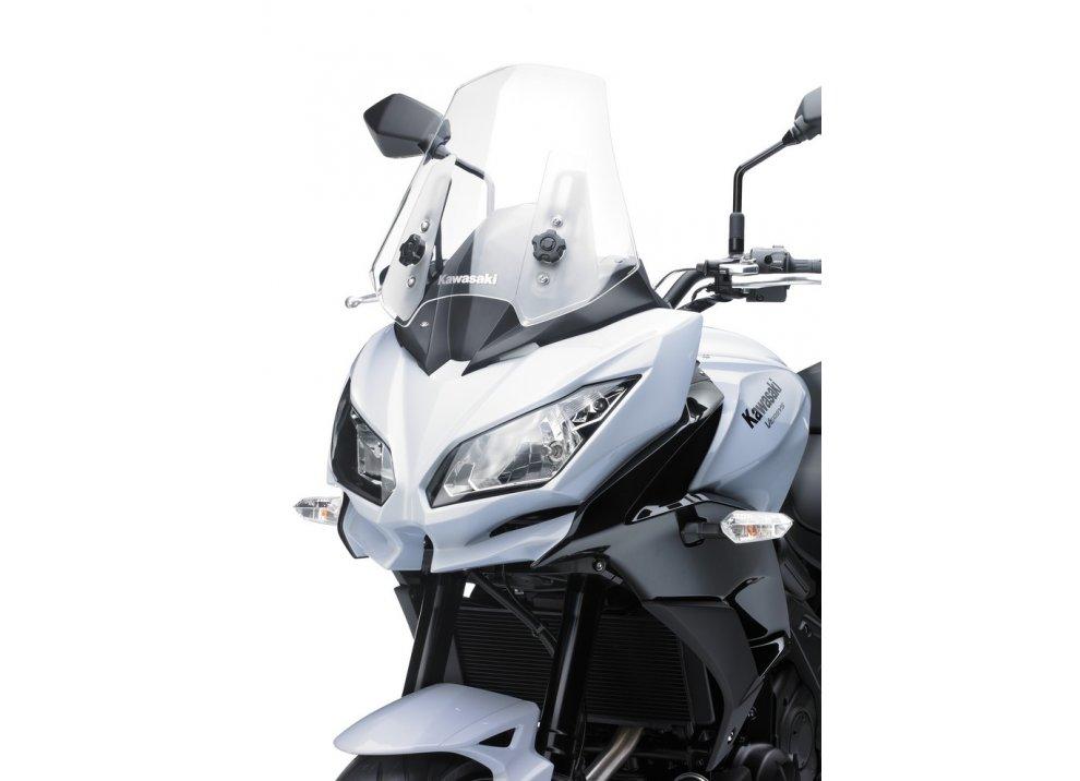 Kawasaki Versys 650 m.y. 2015: dotazione e prezzi - Foto 2 di 10