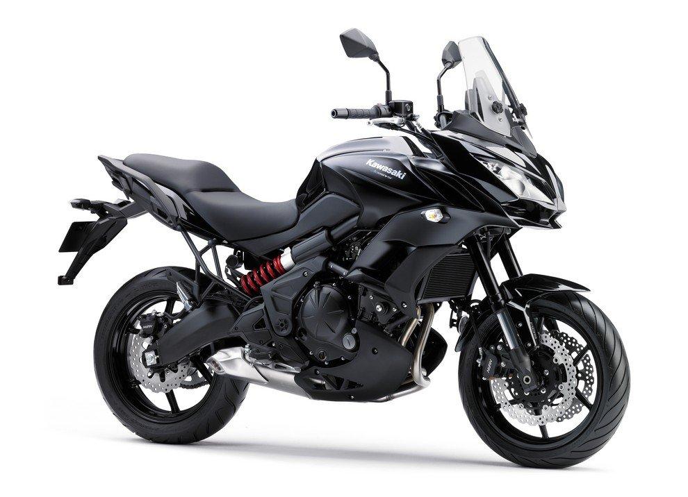 Kawasaki Versys 650 m.y. 2015: dotazione e prezzi - Foto 7 di 10