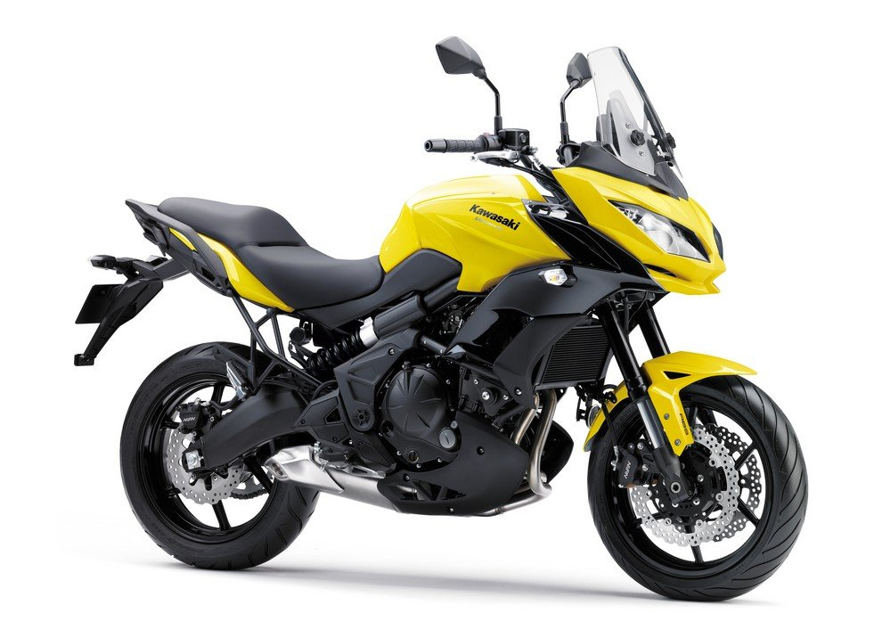 Kawasaki Versys 650 m.y. 2015: dotazione e prezzi - Foto 5 di 10