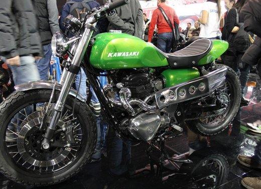 Kawasaki W800 by Angel