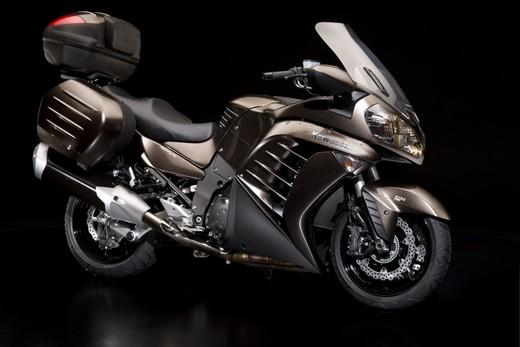 Kawasaki Sport Touring Limited Edition