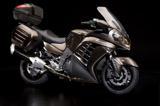 Kawasaki Sport Touring Limited Edition