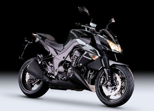 Kawasaki Z1000 - Foto 3 di 19