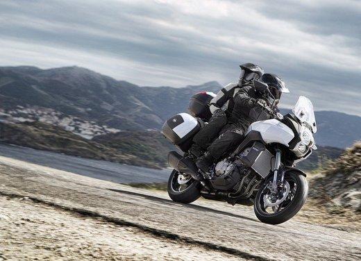 Kawasaki Versys 1000 Grand Tourer - Foto 4 di 16