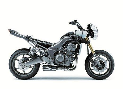 Kawasaki Versys 1000 Grand Tourer - Foto 15 di 16